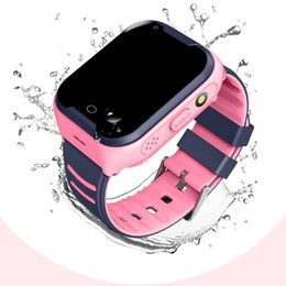 smart watch 4.4 Australia - 2019 4G Smart Watch Kids Android 4.4 WiFi Touch Screen Camera GPS tracking SOS Call Children Watch