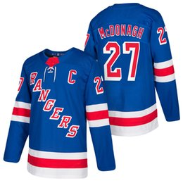 new york rangers jerseys UK - 2019 Zuccarell New York Rangers Jerseys 30 Henrik Lundqvist 36 Mats Zuccarello 76 Brady Skjei 20 Chris Kreider Mika Zibanejad Hockey Jerseys