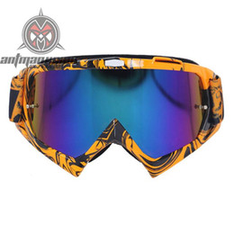 ktm off road helmet NZ - 2019 Newest KTM Motorcycle Goggles Dirt Bike Downhill Glasses Motocross Off-Road Eyewear ATV Gafas For KTM Helmet