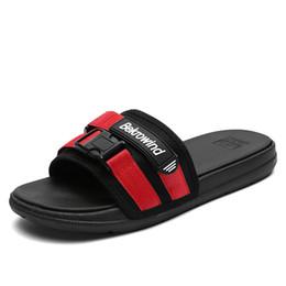 Men Heel Platform Shoes Australia - 2019 New Summer Arrivals Platform Men Shoes Flat Heels Mesh Soft Folding Mens Leisure Slippers Mans Comfortable Outside Shoes