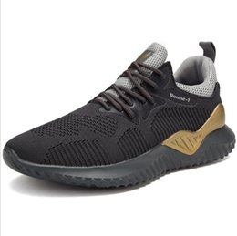 91edce843 Breathable Triple Black White Men Alpha Bounce EM Beyond Shoes Man  AlphaBounce Outdoors Trainers Sneakers With Boxes Size US7--10 Hot Sale
