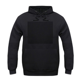 China Wholesale- hoodie for men classic style winter sweatshirt 5 style sportswear hip hop jacket clothing fast shipping ePacket cheap hip hop style clothing for men suppliers