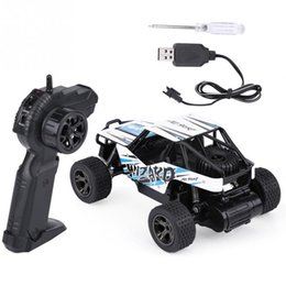 Electric Road Cars UK - 1 20 Remote Control Toy Vehicle 2.4GHz 15km h Crawler Off-road Electric Car