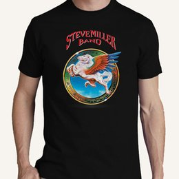 $enCountryForm.capitalKeyWord Australia - Steve Miller pop rock band S M L XL 2XL 3XL T-shirt tee The Miller Band Cool Casual pride t shirt men Unisex