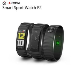 Home Spy Camera Australia - JAKCOM P2 Smart Watch Hot Sale in Smart Wristbands like thai spied smart watch men mini wifi camera