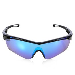 robesbon sunglasses Canada - ROBESBON TR90 Polarized Sport Goggles Sunglasses for Men Women Driving Cycling Running with Unbreakable Frame