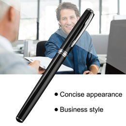 Executive Pens Australia - Metal Roller Pens Fine Point (0.5mm) Elegant Pen Signature Executive Business for Men Women Noble
