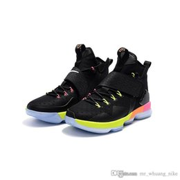 76733e99e73 Cheap Mens What the lebron 14 basketball shoes for sale Floral Flower MVP  boys girls youth kids sneakers boots with box
