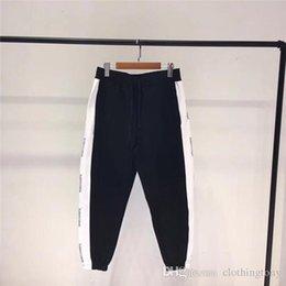 4d1517262216e9 New Arrvial Paris Pants elastic waist track Trousers Unisex Men Women  fashion sport Jogger Sweatpants Outdoor Pants