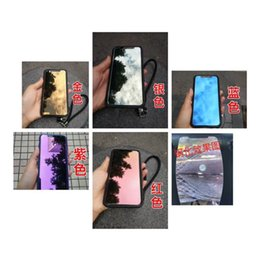 iphone tempered glasses mirror UK - Tempered Screen IPhone Mirrored 6S Glass For X Color Max Film Piece Protector Xs 6 Plus 7 Protective 1 Mirror 8 Xr Cvbwk