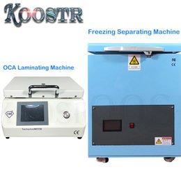 $enCountryForm.capitalKeyWord Australia - -180C LCD Touch Screen Freezing Separating Machine LCD Panel Frozen Separator Machine TBK-808M OCA Vacuum Laminating