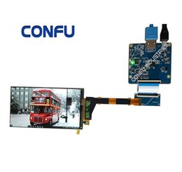 $enCountryForm.capitalKeyWord NZ - Confu Hdmi to Mipi driver board 5.5 inch 2K LCD 2560x1440 TFT lcd display module LS055R1SX04 for VR AR Project China