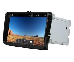 "Passat Cc Gps Australia - 4gb+32gb Octa Core 2 din 9"" Android 8.0 Car DVD Player for VW Skoda Polo Passat CC Tiguan Touran Bora Seat Touareg Golf Fabia Superb"