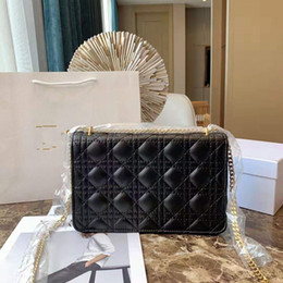 $enCountryForm.capitalKeyWord Australia - High-end Fashion New Genuine Leather Handbag Vogue Of New Fund Of 2019 Han Edition Ling, One Shoulder Bags Chain Worn Small Package