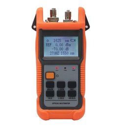 $enCountryForm.capitalKeyWord UK - Fiber Optical Multimeter, VFL Power Meter, Optical Fiber Power Meter Test Tools, FTTx Network, Optic Test Equipment for CCTV CATV,TM590