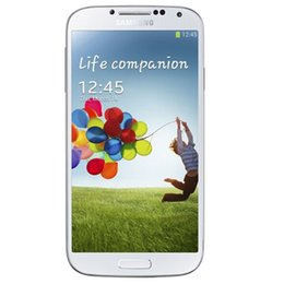 Wholesale Ursprüngliche Samsung Galaxy S4 I9500 I9505 Quad Core 5,0 Zoll 2 GB RAM 16 GB ROM 13 MP Kamera entsperrt Android NFC WIFI Refurbished Phone