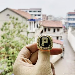 Pittsburgh Rings NZ - wholesale Drop Shipping 1979 Pittsburgh Pirates World Serie s Championship Ring high-quality holiday souvenir gifts