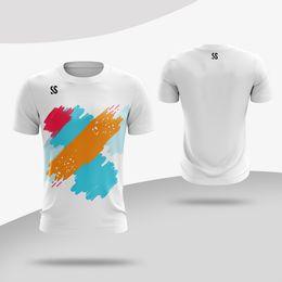 Sportswear T Shirt Badminton Australia - Men Women Youth New Running Shirt Gym Fitness Sportswear Quick Dry Breathable Badminton Shirt Table Tennis Shirts Sport T-Shirts
