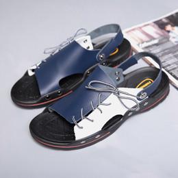 eba28e6a6eeb Discount lightweight slippers - Sandalia Masculina 2019 New Summer Beach  Shoes Men Sandals Lightweight Slippers Men