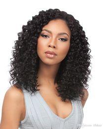 $enCountryForm.capitalKeyWord Australia - 4 Bundles Brazilian Virgin Hair Deep Wave 9A Remy Human Hair Brazilian Deep Curly TFH Unprocessed Deep Wave Hair Bundles Extensions