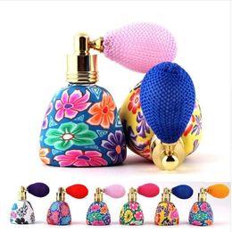 $enCountryForm.capitalKeyWord Australia - 15ml Balloon Empty Perfume Bottles Refillable Bottle Atomizer Spray Polymer Clay Spray Scent Pump Case Travel Portable