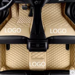 $enCountryForm.capitalKeyWord Australia - Mercedes-Benz SL 2 seats 2013-2018 car anti-slip mat luxury surrounded by waterproof leather wear-resistant car floor mat with logo