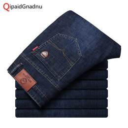 $enCountryForm.capitalKeyWord Australia - 2019 New Spring Cotton Jeans Men High Quality Denim Trousers Soft Mens Pants Men's Fashion Large Big Size 28-40