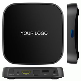 Android Tv Ethernet Canada - 10pcs Custom Made T95R 3GB 32GB 5G WiFi 1000MB Ethernet Amlogic S912 Octa Core 4K 1080P 3D Bluetooth Smart Android 7.1 TV Box 2GB 8GB