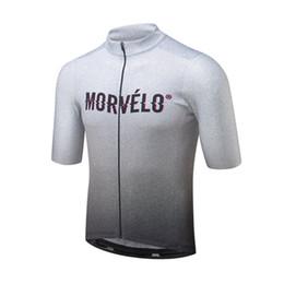 $enCountryForm.capitalKeyWord UK - 2019 team Morvelo Leisure Cycling Short tight Sleeves Zipper jersey Breathable Racing Outdoor Sports T-shirt 60523