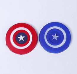 Superman toyS free online shopping - 2019 Hottest Squishies Superman Slow Rebound Toy Hero Squishy Captain Shield Pu Revenger Manway Hero Shield DHL Free