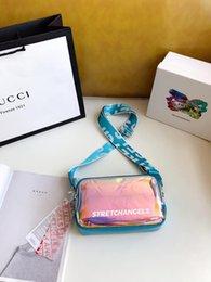 $enCountryForm.capitalKeyWord Australia - 2019 Casual wild Hot Fashion Designers Luxurys Handbags Women Small Bags Genuine Leather Girl Shoulder Color Wide Straps Bags Crossbody