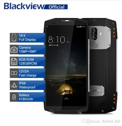 """Android Phone Otg NZ - Original Blackview BV9000 Pro 4G Mobile Phone 18:9 5.7"""" MTK6757 Octa Core Android 7.1 6GB+128GB 13MP Waterproof IP68 NFC OTG smartphone"""