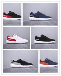 $enCountryForm.capitalKeyWord Australia - NEW Arrival Mens SPEED Running Shoes Cat Evo Mens cars racing Designer Sneakers Red White triple Sneakers Fashion Casual Shoes hot sale