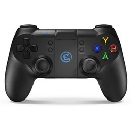 tv box controller UK - GameSir T1s Bluetooth 2.4G Receiver Wireless Gaming Controller Gamepad for Android Mobile Phone Windows PC VR TV Box PS3 T191227