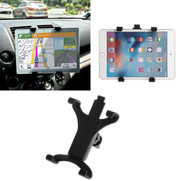 TableT holder air venT for car online shopping - Car Air Vent Mount Holder Stand For to11inch ipad Samsung Galaxy Tab Tablet PC