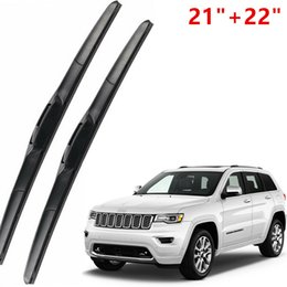 grand cherokee 2019 - New Set Genuine OEM Front Windshield Wiper Blades Fit For 2014-2019 Grand Cherokee cheap grand cherokee