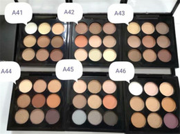 China M Eyeshadow Palette Eye Shadow x9 Fard Pard A Paupieres Nude naked palette palettes DHL ship suppliers