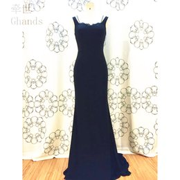 $enCountryForm.capitalKeyWord Canada - 2017 New Ghands Jersey Lace Trumpet Mermaid Court Train Tow Piece Suit Plus Wedding Guest Formal Gowns Bridesmaid Dresses Custom Size Color