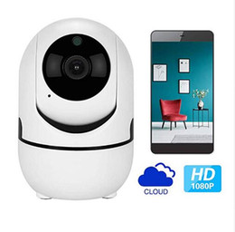 $enCountryForm.capitalKeyWord Australia - 2019 Auto Track 1080P Camera Surveillance Security Monitor WiFi Wireless Mini Smart Alarm CCTV Indoor Camera Baby Monitors
