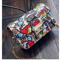 Hollow Fingers Australia - Golden Finger Brand Fashion Crossbody Bag Women Messenger Bag Chain Luxury Handbags Women Purses PU Leather Shoulder Bag