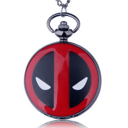 $enCountryForm.capitalKeyWord Australia - Fashion Cosplay Anime Cartoon Pocket Watches for Kids Boys and Girls