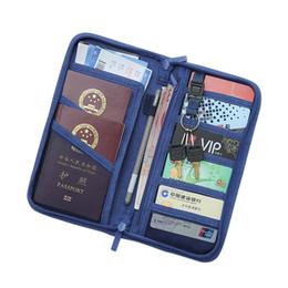 $enCountryForm.capitalKeyWord Australia - Accessories Passport Bag Women Case Cover Credit Card Holder For Files Organizer Handbag Wallet Document Men Package