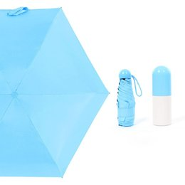 Umbrella Anti UK - Mini Women Umbrella Clear Pocket Anti-Uv Umbrella Windproof Folding Umbrellas Compact Rain Children Umbrellas
