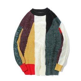 Wool Zipper Sweater UK - 2019 Autumn Winter Zipper Knitted Sweater Coat  With Cotton Liner Zipper 5bd92e618