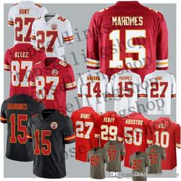 83bfd513a54 Chiefs Football Canada - 15 Patrick Mahomes Kansas City Chief jersey 10  Tyreek Hill 14 Sammy