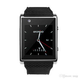 $enCountryForm.capitalKeyWord Australia - X11 Android Smart Watch Quad-core SIM WCDMA Camera Bluetooth Pedometer Smart Bracelet Support GPS WIFI Positioning SOS Card Movement Watch