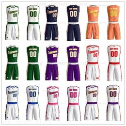 Wholesale picture s resale online - Customize Any name Any number Man Women Lady Youth Kids Boys Basketball Jerseys Sport Shirts As The Pictures You Offer ZZ0230