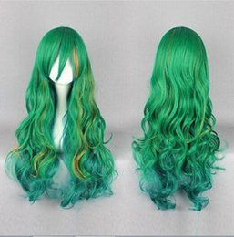 $enCountryForm.capitalKeyWord NZ - WIGshipping Yowamushi Pedal Yuusuke Makishima Yusuke Long Green Blue Brown Anime Cosplay Wig