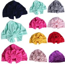 $enCountryForm.capitalKeyWord NZ - 2019 New Brand Unisex Baby Cap Beanie Boy Girl Toddler Infant Children Milk Fiber Soft Cute Hat