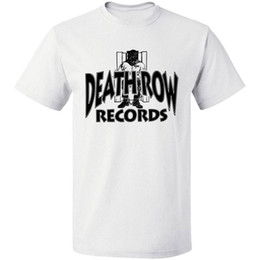 $enCountryForm.capitalKeyWord Australia - Mens Death Row Records LOGO T Shirt FREE SHIPPING S-3XL Men Summer T-Shirt Men 2018 Brand Clothing Tees Casual Top Tee